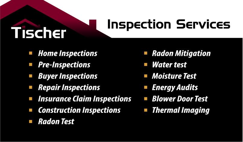 tischer home inspection